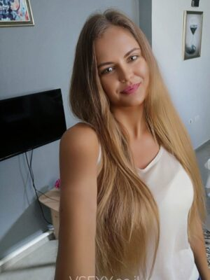 Escort girl Tel Aviv - Masha 1.80 of beauty and sweetness